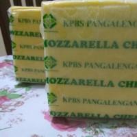 Jual Keju Mozzarella KPBS PENGALENGAN 1kg Murah