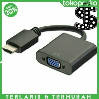 HDMI to VGA Adapter Cable Kabel - HD008