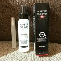 makeup forever mist and fix setting spray