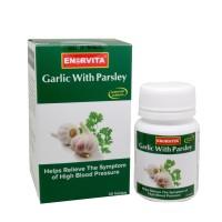 harga Garlic With Parsley, Kontrol Kolestrol & Sirkulasi Darah 30 Tablet Tokopedia.com
