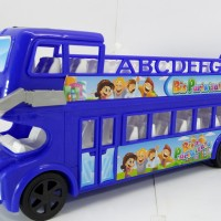 Mainan Mobil Bis Pariwisata