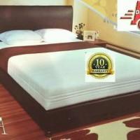 kasur spring bed rebonded orthopedic 160x200 matras saja garansi10th