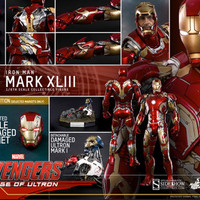 hot toys mark 43 new special edition
