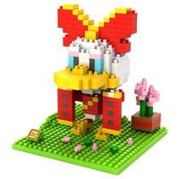 Jual LOZ Lego Nano Block Nanoblock Daisy Duck Chinese New Year Murah