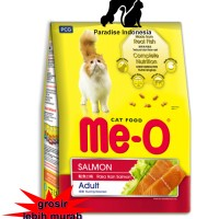 meo salmon 7kg ( dry cat food for adult )