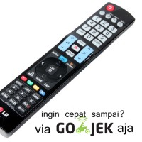 Jual Remote TV LCD LED 3Dimensi LG TV cocok all LG Murah