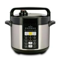 Rice Cooker/ Presto Electric Pressure Cooker PHILLIPS HD 2136
