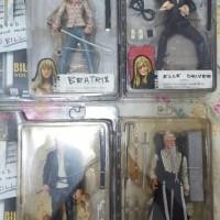 Set Neca MOC Kill Bill Vol 2