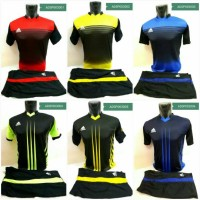 Setelan Futsal Adidas - Jersey Bola Harga Termurah