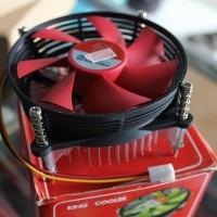Kipas / Fan Processor / Heatsink Fan CPU COOLER KING For Intel LGA 775