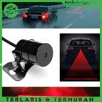 Car Universal Rear Laser Fog Light Taillight