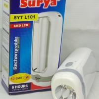 Senter Lampu SURYA SYT L101 Emergency Led Darurat Lamp Lentera
