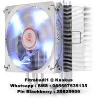 HSF ENERMAX ETST40W / ETS-T40-White Cluster Free 2 Fan !!
