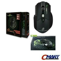 Dragon War Leviathan Gaming Laser Mouse - DRW-ELE-G1