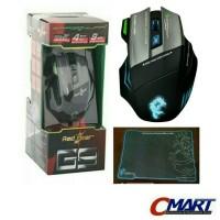 Dragon War Thor Blue-Sensor Gaming Mouse - DRW-ELE-G9