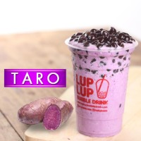 Taro Powder - Bubuk Minuman Bubble Tea, Cappucino Cincau, Bubble Drink