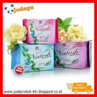 Jual Set Pembalut Herbal Natesh Night, Day & Panty Murah