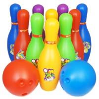 Bola Bowling Set Large Size - Mainan Edukatif