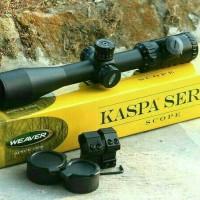 TEROPONG WEAVER KASPA 3-12x44 SFIR