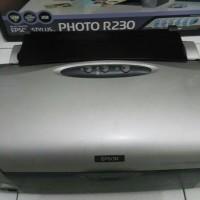 Printer Epson Stylus Photo R230 TANPA HEAD
