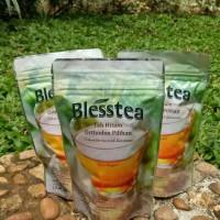 Blesstea/ Bless Tea/ Bles Tea/ Teh Hitam 100% Original Pouch 70 Gram