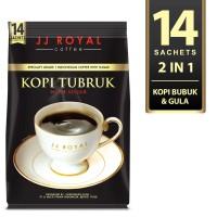 Coffee/Kopi JJ Royal Kopi Tubruk With Sugar Bulk Bag 14 Sachets