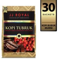 Coffee/Kopi JJ Royal Kopi Tubruk Bulk Bag 30 Sachets