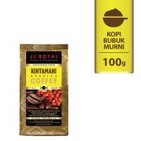 harga Coffee/kopi Jj Royal Kintamani Arabica Ground Bag 100g Tokopedia.com