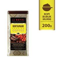 harga Coffee/kopi Jj Royal Kintamani Arabica Ground Tin 200g Tokopedia.com
