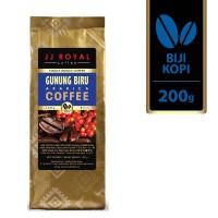 harga Coffee/kopi Jj Royal Gunung Biru Arabica Beans Bag 200g Tokopedia.com