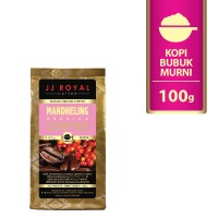 harga Coffee/kopi Jj Royal Mandheling Arabica Ground Bag 100g Tokopedia.com