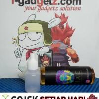 MAC - Taro Mint liquid Ejuice NIc 3 10Mil Vape Vapor