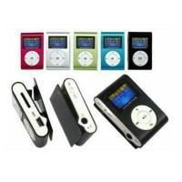 MP3 LCD KOTAK WITH RADIO