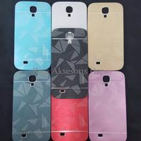 Samsung S4 Motomo 3D Diamond Case Cover Hardcase Metal