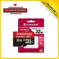 harga Memory Microsdhc Transcend 32gb Class 10 Tokopedia.com