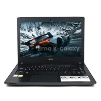 Laptop ACER E5 475G-30HG CORE I3 6006U Ram 4GB Vga GEFORCE 940M 2GB