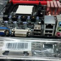 BIOSTAR A780L3G, Motherboard untuk prosesor AMD socket AM3 ( OEM )
