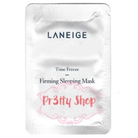 Laneige Time Freeze Firming Sleeping Pack