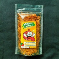 Jual Bawang Goreng Pedas BAGOY 100gr Murah