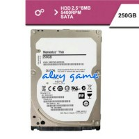 "hdd/hardisk internal 2,5"" 250gb seagate sata laptop notebook"