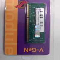 Memory RAM V-Gen DDR3 4GB PC-12800/1600 So-Dimm (Untuk Laptop)