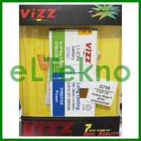 Jual Baterai Vizz Samsung Galaxy Mega 2 G750 G750a Batre Dobel Power Double Murah