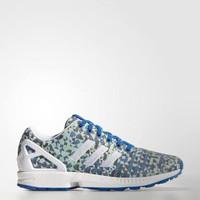Adidas Men ZX Flux Weave Multicolor Shoes Original