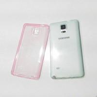 Soft jacket transparent Samsung Note 4 simple