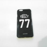 Hard case iphone6 6s swag yeezy 77