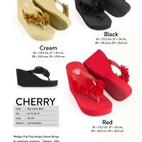 Harga sandal wanita sandal wedges wanita brand megumi women sandal | Pembandingharga.com