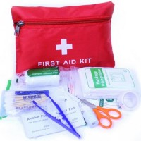 Alat Pertolongan Pertama Outdoor First Aid Kit 13 in 1