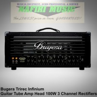 Amplifier Gitar Bugera Trirec Infinium full tube 3 channel murah!