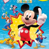 LEARNING BOOKS/ ACTIVITY BOOK/ My Busy Book Mickey Mouse