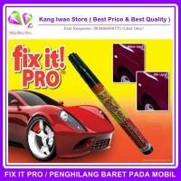 Opp Bag Fix It Pro Pen Penghilang Baret Lecet Gores Pada Mobil / Motor